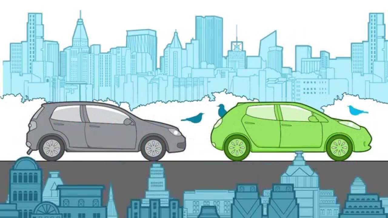 Electric Cars & Global Warming Emissions on average EV's