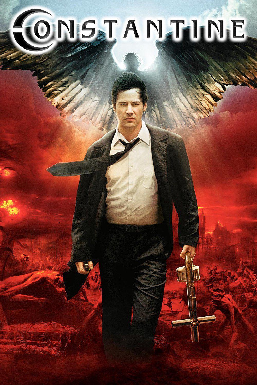 Movie Film Constantine Remember This Constantine 2005 Movie Throwback Synopsis Supernat Best Horror Movies List Horror Movies List Best Horror Movies