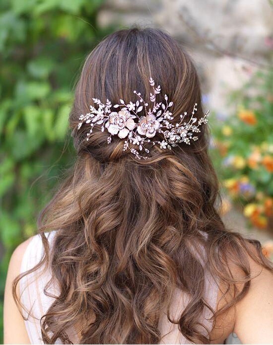 Layla Wedding Back Comb (TC-7048)