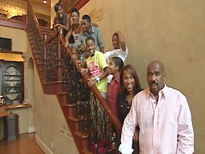 Steve Harvey Kids 2013