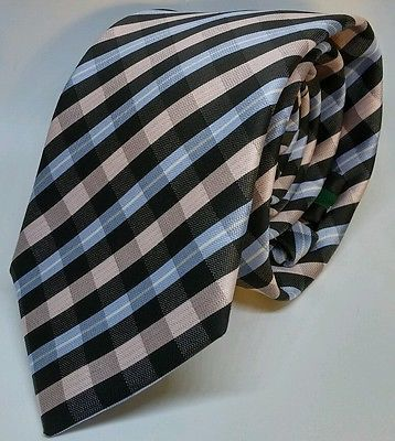 Alexander Julian Colours Ties Black Pink Blue Father's Day Gender Reveal Attire