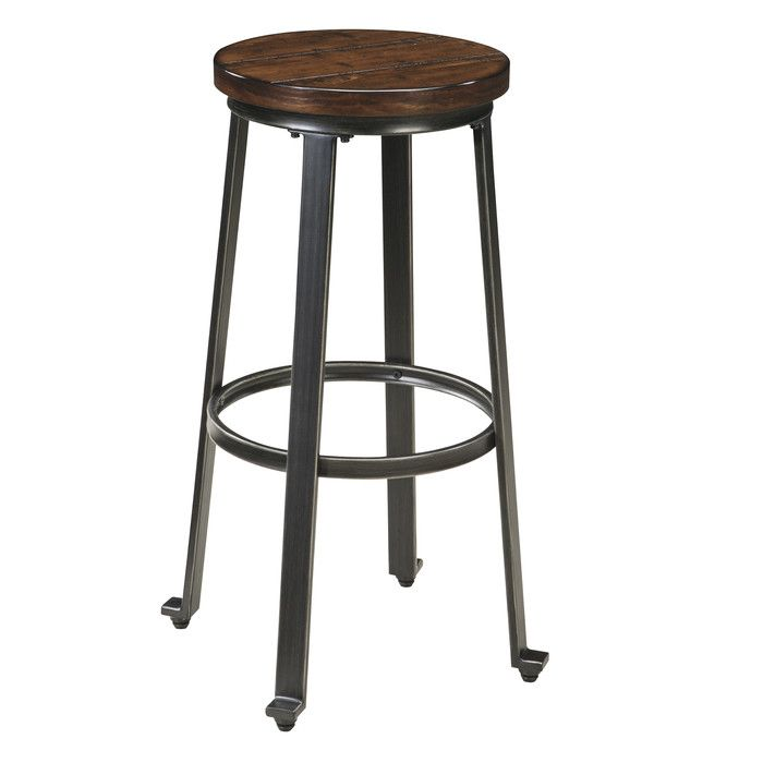 Rustic In Feel With Modern Appeal This Timeless Pub Height Bar