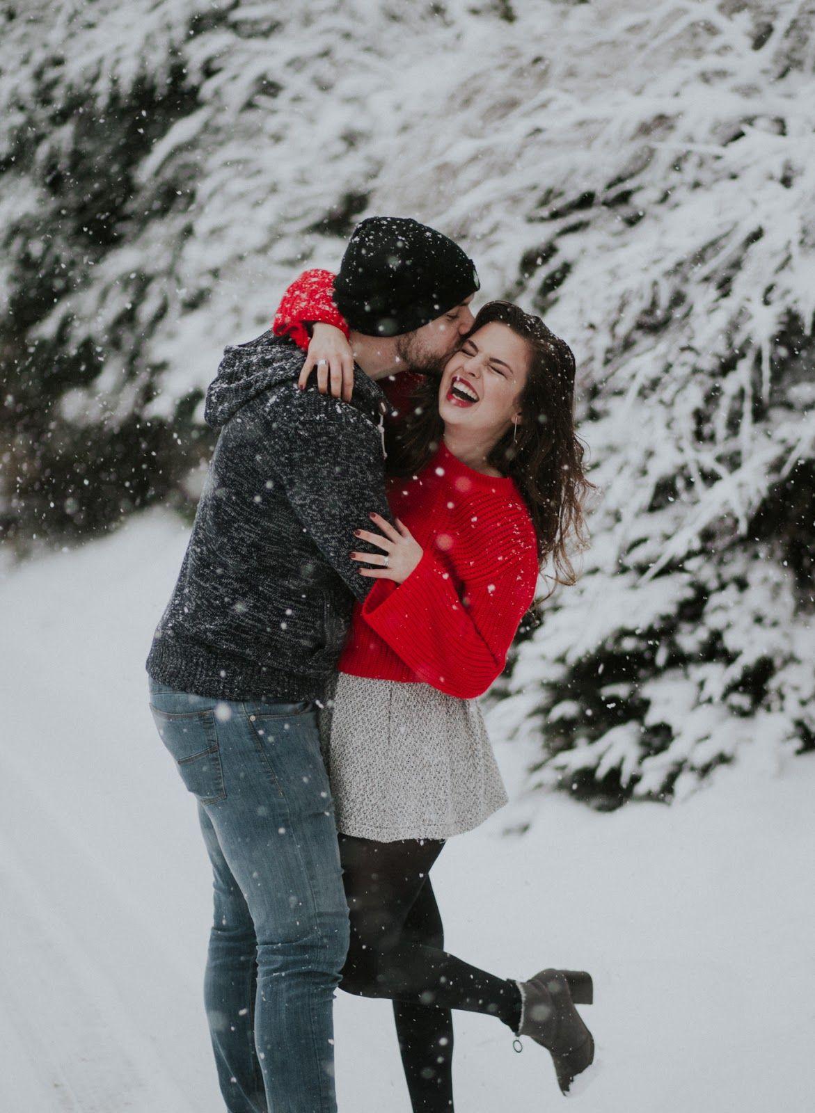 Влюбленная зима картинки