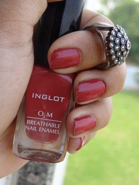 INGLOT #O2M #Breathable #Nail #Enamel #review #price and details on ...