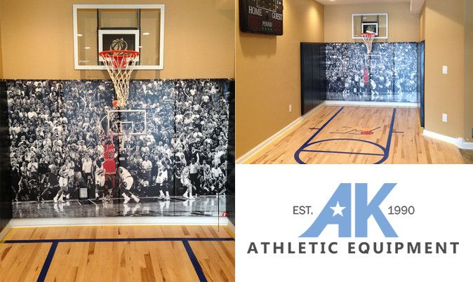 custom wood backed gym wall padding panels 2 39 x 6