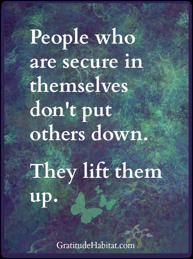 Lifting Others Visit Us At Wwwgratitudehabitatcom Inspirational