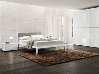 komfort mond designer betten zanette 2, master bedroom contemporary by zanette available at archisesto, Design ideen