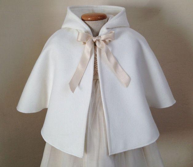 Mantel Wintermantel Kleid Mütze Hose Taufe Baby Taufmantel Taufkleid Winter SET