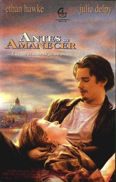 Antes Del Amanecer Before Sunrise Before Sunrise Movie Julie Delpy Before Sunrise
