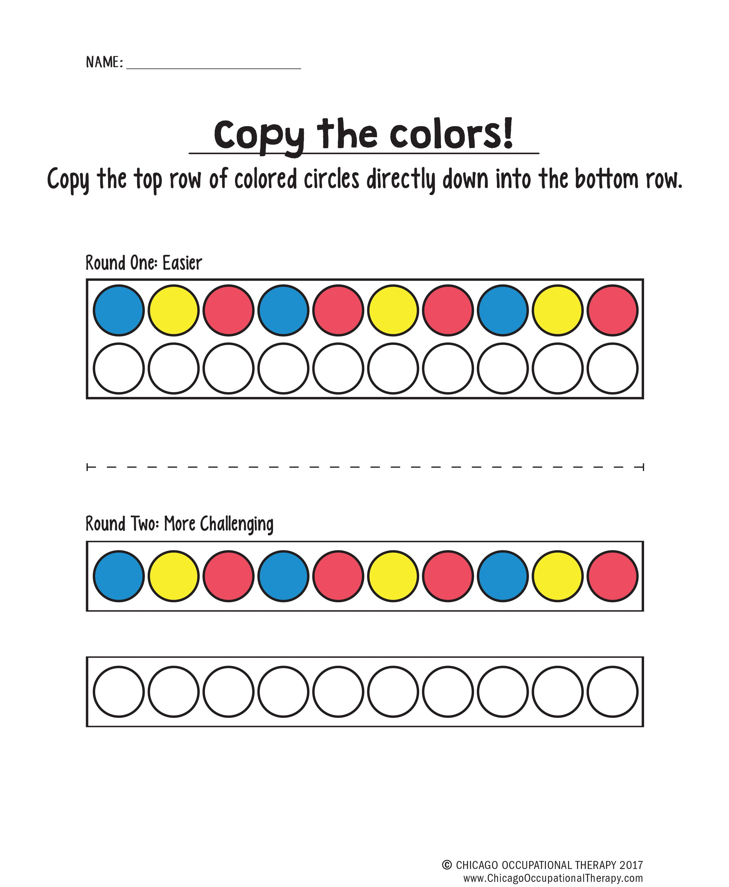 Tracing Book Activity Worksheets Chicago Occupational Therapy Visual Perception Activities Visual Perceptual Activities Occupational Therapy [ 3101 x 2550 Pixel ]