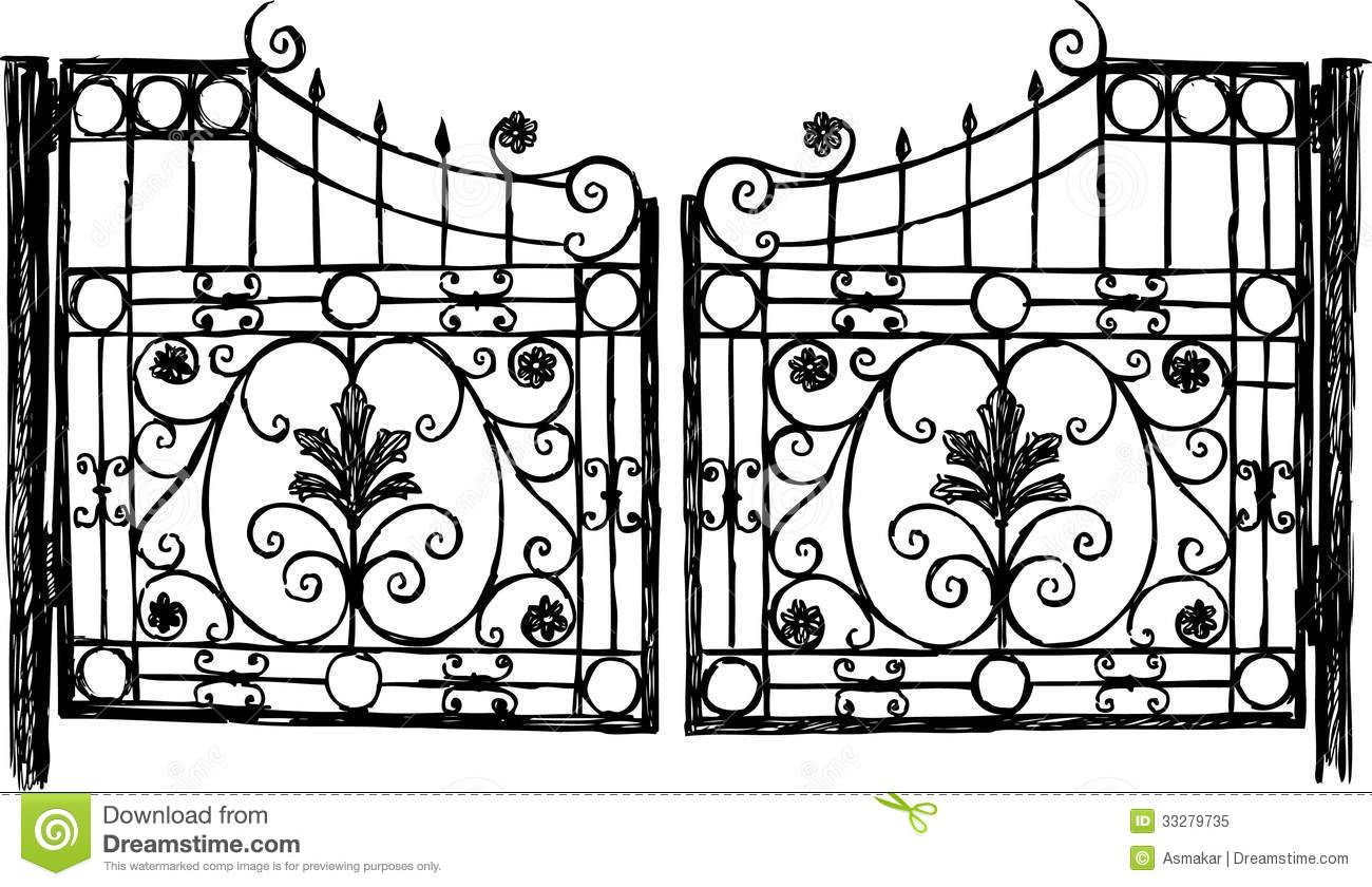 Wrought Iron Gate Download From Over 45 Million High Quality