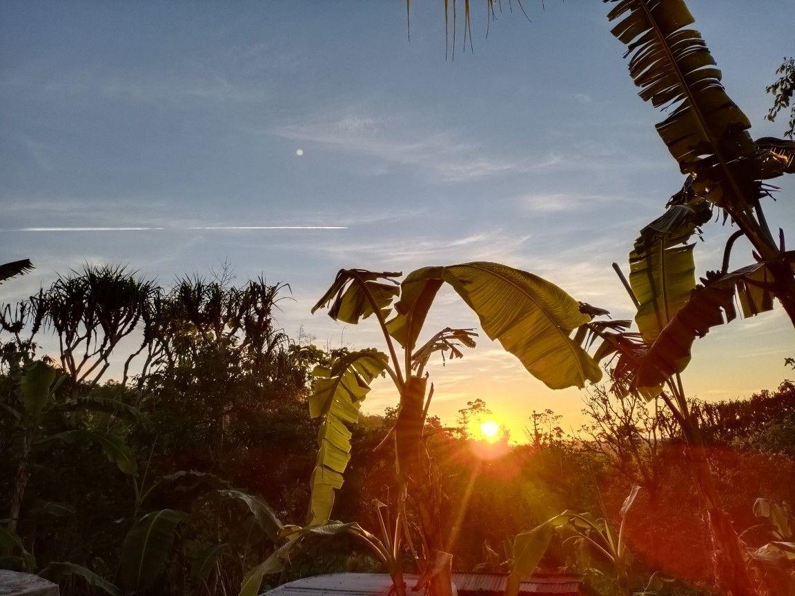Sunset di 2020 Pemandangan, Langit, Gambar