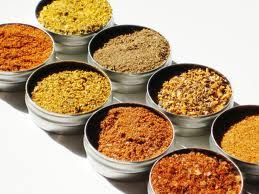 Dry Spice Rub!   Ingredients 1/4 cup smoked paprika 2 tablespoons salt 2 tablespoons black pepper 2 tablespoons granulated garlic 2 tablespoon onion powder 2 tablespoons mild chile powder 2 tablespoons ground oregano 1 tablespoon mustard powder 2 teaspoons chipotle powder