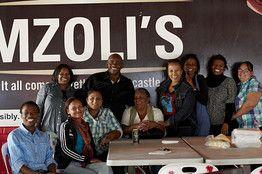 Cape Town Cuisine Township Style At Mzolis Place Cape Town