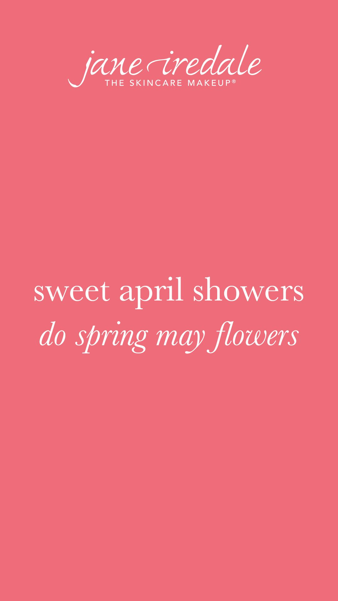 We Hope This May Brings You Nothing But Flowers And Joy Sweet