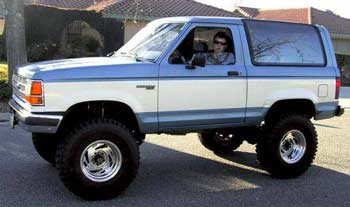 1989 Ford Bronco Ii Spare Tire Cover Google Search In 2020 Ford Bronco Ii Ford Bronco Bronco Ii