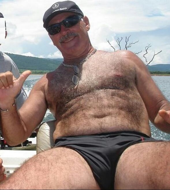 very handsome | hairy | pinterest | handsome, mature men and
