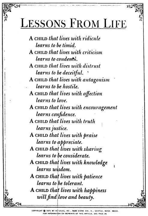 Lessons from life. Thanks @JohnPaloma Villanueva