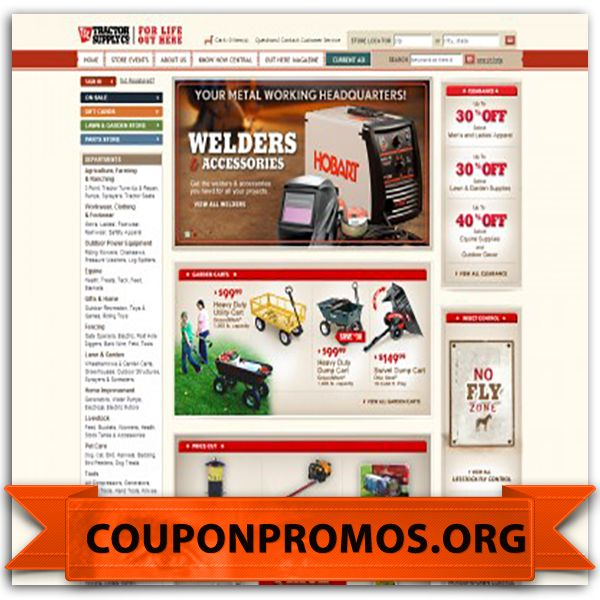 It's just a graphic of Priceless Tractor Supply Coupon Printable