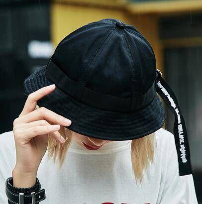 NSWZX Unisex Fashion Embroidered Bucket Hat Summer Short Brim for Men Women Teens-Rose/_Pink