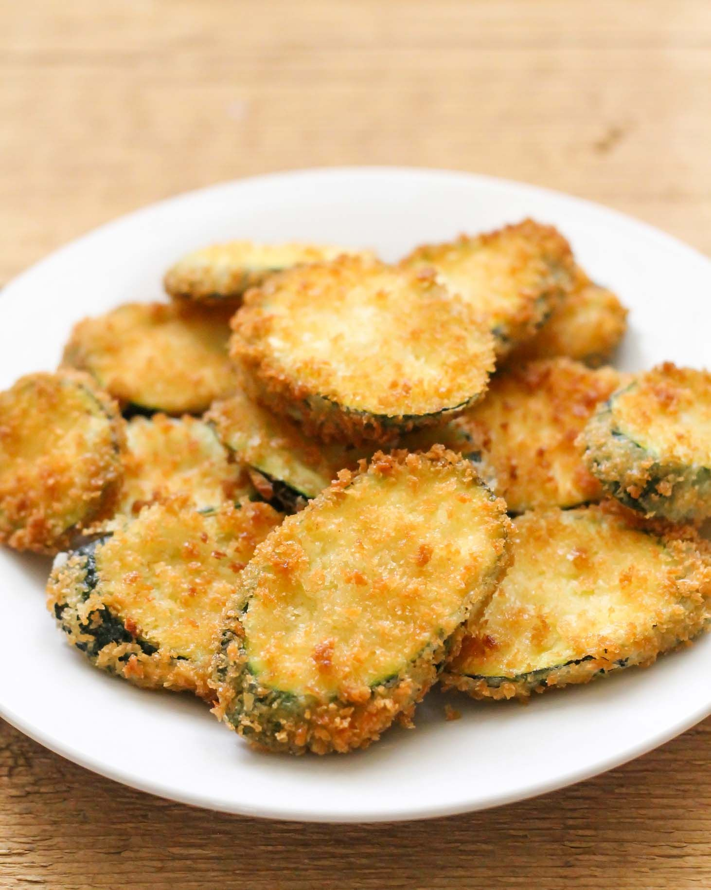Fried Zucchini Recipe Fried zucchini recipes, Zucchini