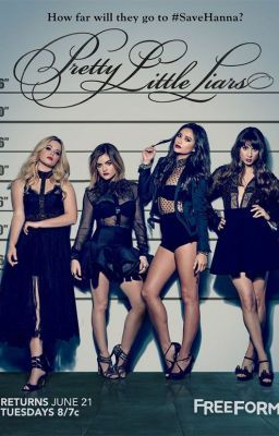 Pretty Little Liars Fanfiction Contest Ezria With Images