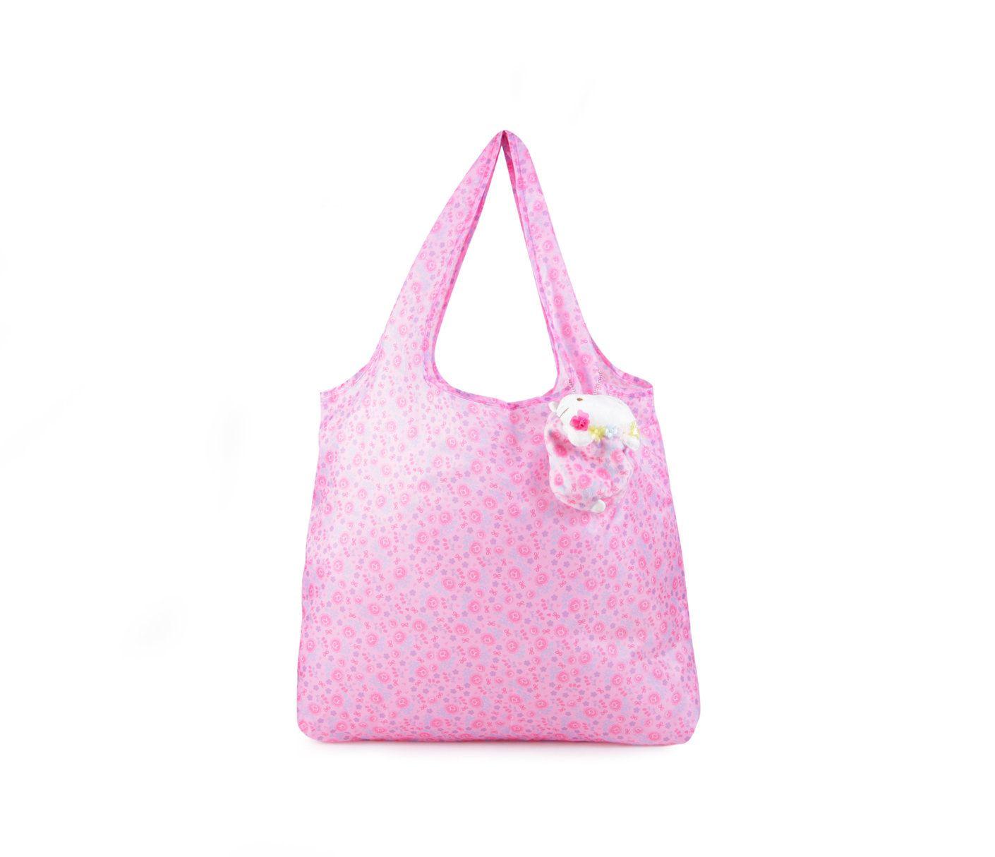 Hello Kitty Reusable Shopping Bag  Flower  6e079a4ce9ddc