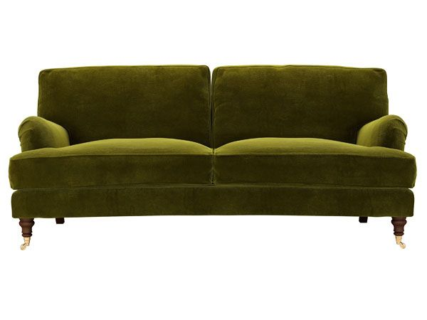 Bluebell Sofa In 2020 Traditional Sofa Green Sofa Green Velvet