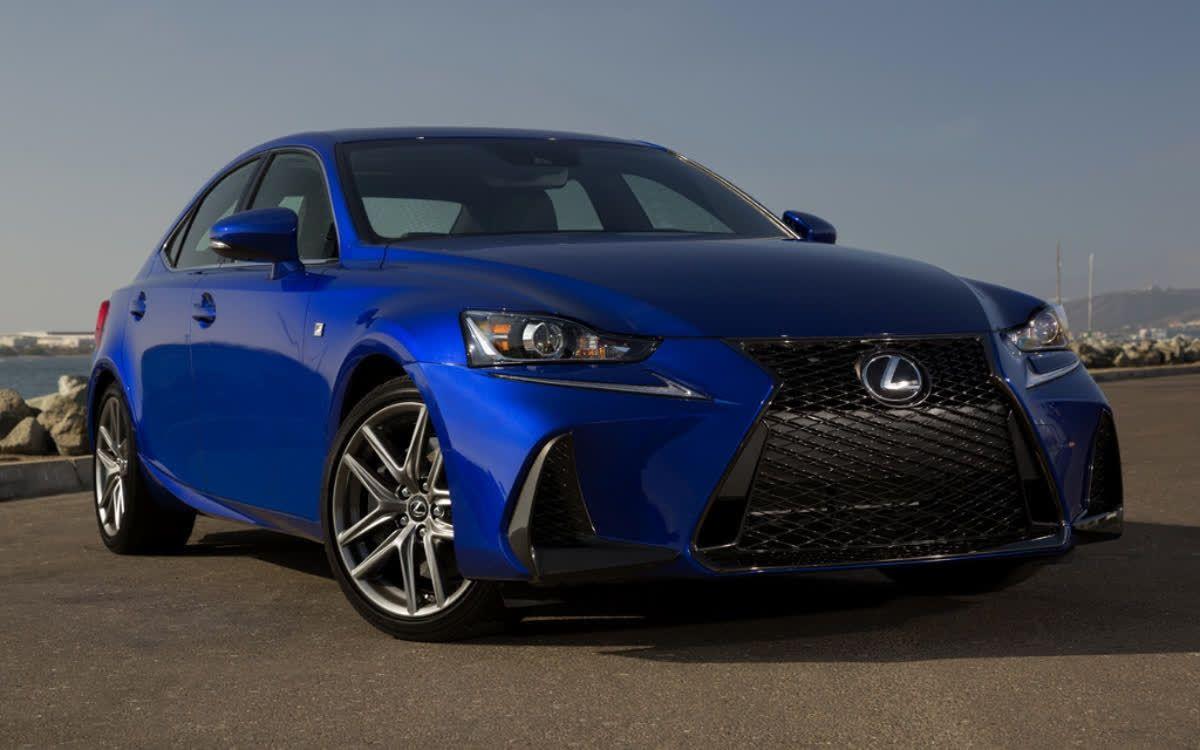 Vehicle Profile 2018 Lexus IS New lexus, Lexus, Bmw