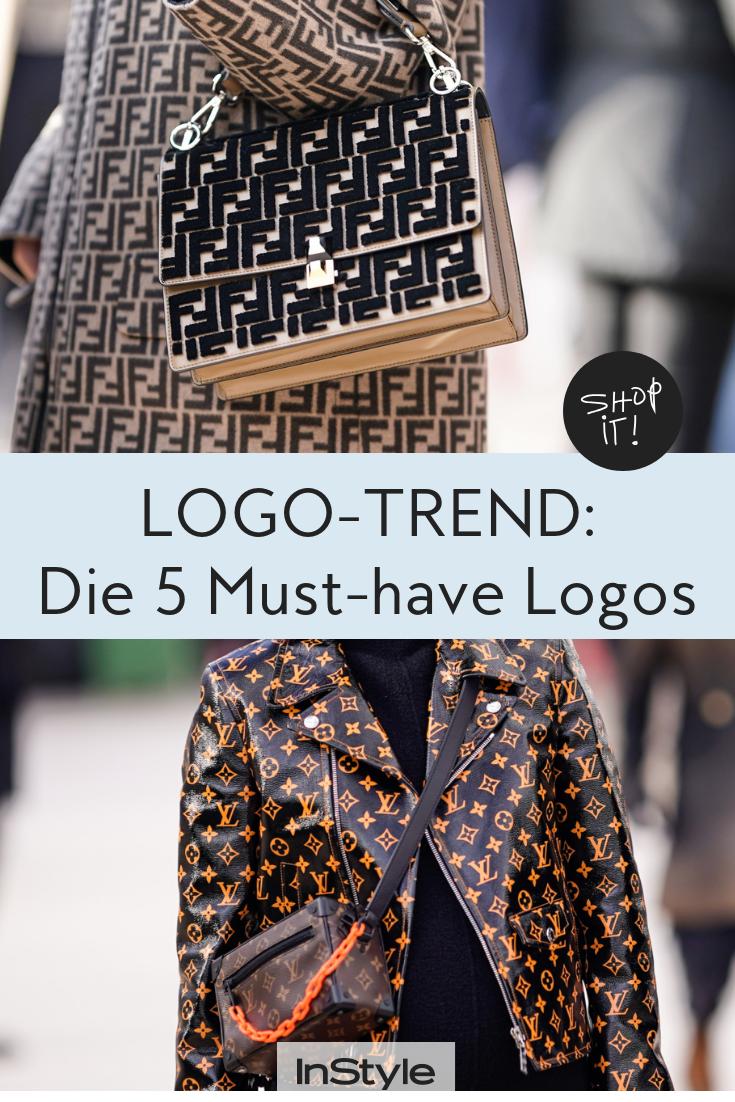 Logos everywhere: So tragen wir den Fashion Trend jetzt