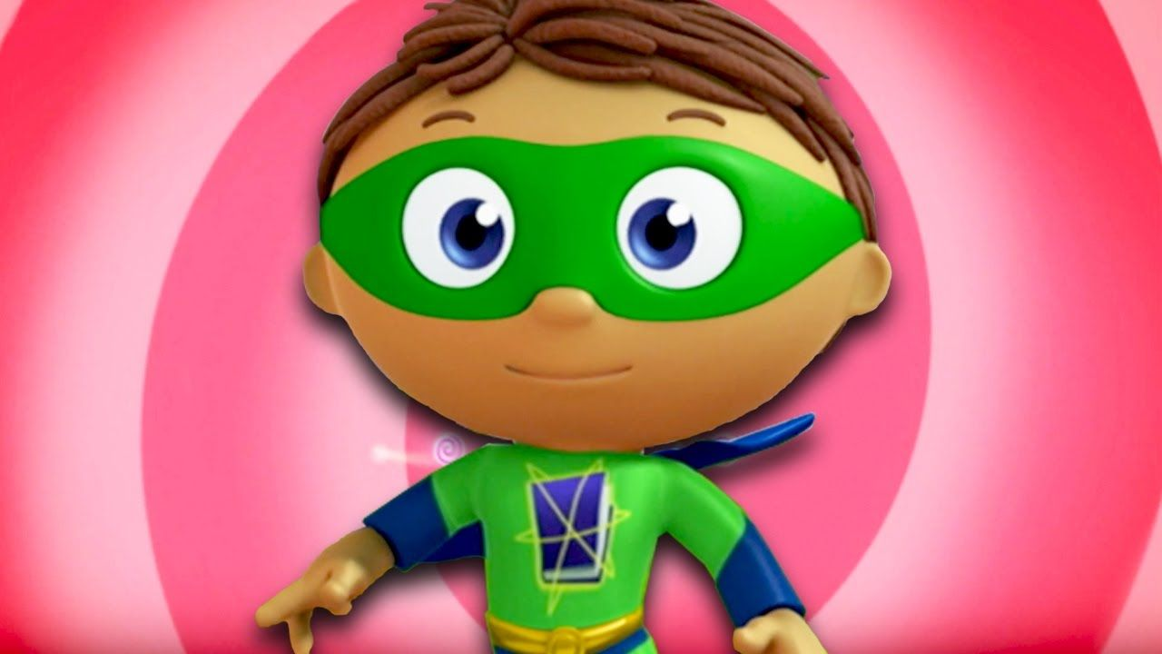 super why thumbelina season 1 full episodes cartoons for kids