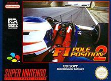 F1 Pole Position 2 All Super Nintendo Games: List of SNES Console Games Video Games. #snes #nintendo #fun #gaming #super #classicgames #games #geek #nerd #oldskool #retro #synergeticideas #pins #pinterest