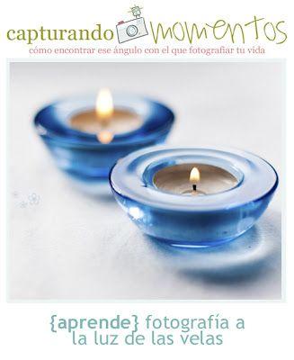recomendaciones para fotografiar velas y a la luz de las velas  {tips for better candle light photography}