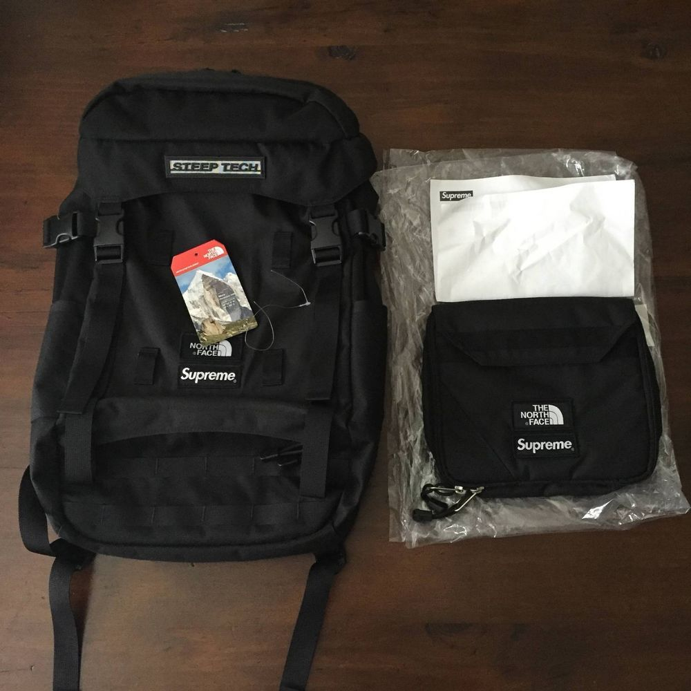 fc5568f55 Supreme x The North Face Steep Tech Backpack | Belts / Bags ...