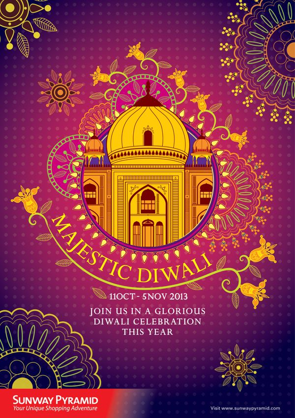 Majestic diwali by andy poon via behance my work pinterest majestic diwali by andy poon via behance m4hsunfo