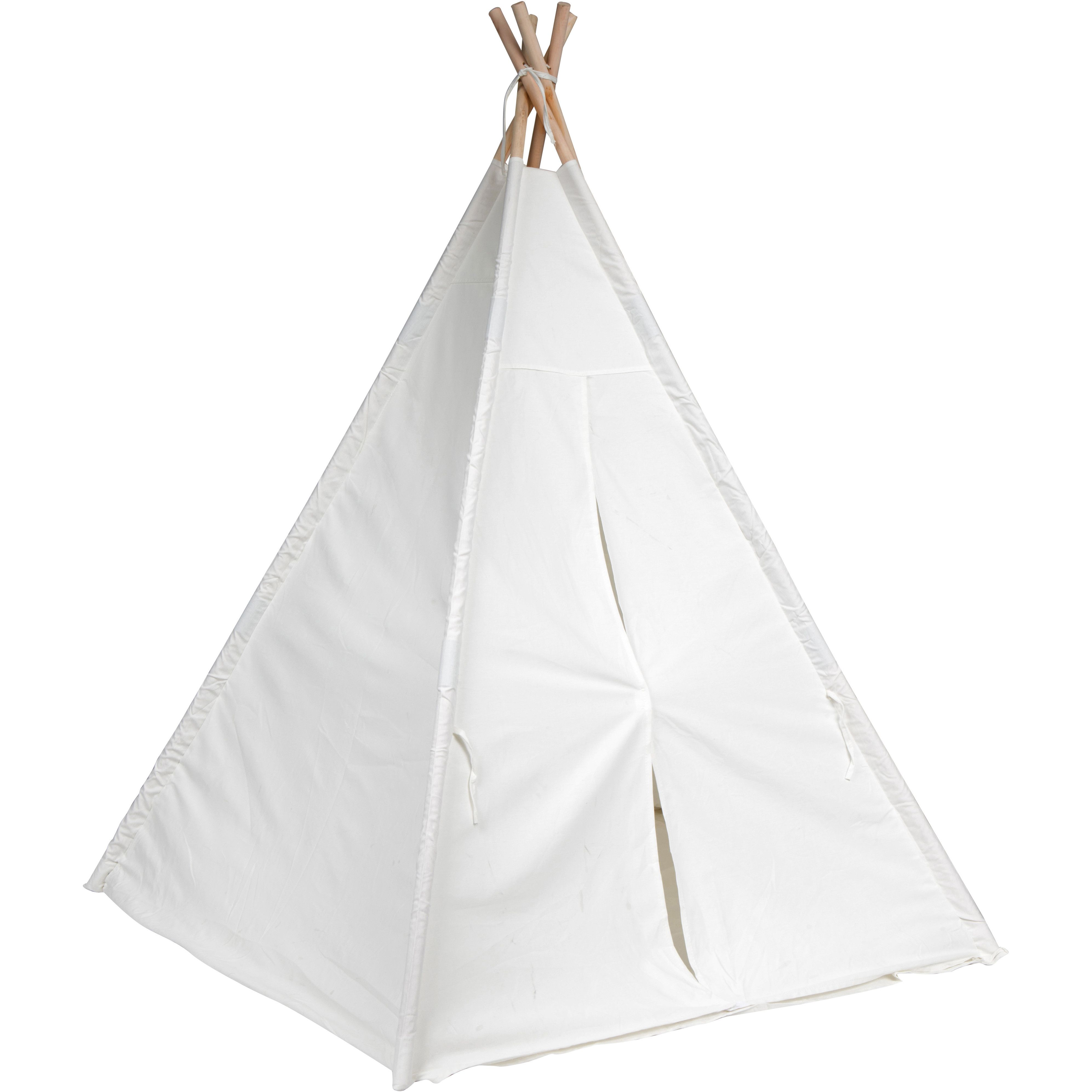 Trademark Innovations Authentic Giant Canvas Play Teepee