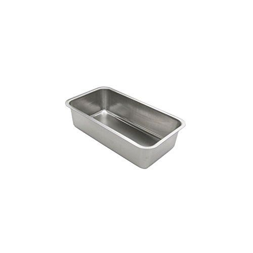 Adcraft Lof953 938 X 514 Stainless Steel Loaf Pan Find Out More About The Great Product At The Image Link This Is An Amazon Affiliate Lin Loaf Pan Loaf Pan