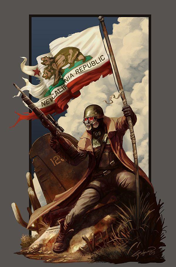 New California Republic | Fallout: A Post-Nuclear Role