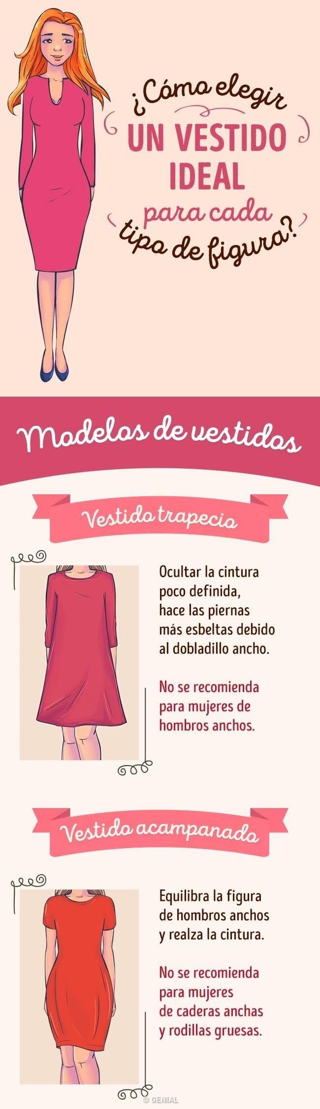 Mira, no es tan complicado | Vestidos Sencillos Senora | Pinterest ...