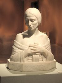 Malvina Hoffman Wikipedia The Free Encyclopedia Portrait Sculpture Anna Pavlova Female Artists