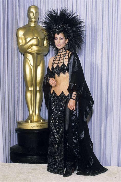 Pin by Vintage Hollywood Classics on Cher | Oscar fashion ...