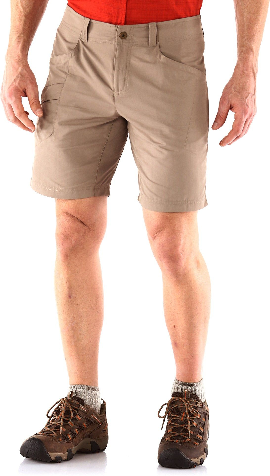 Mountain Hardwear Male Mesa V2 Shorts - Men's