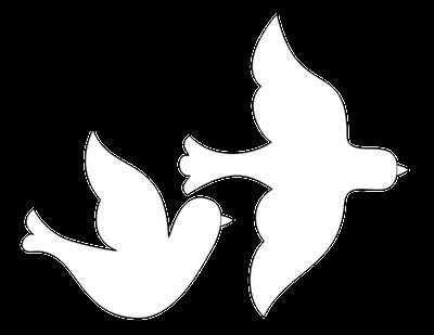 printable flying bird template google search classroom door