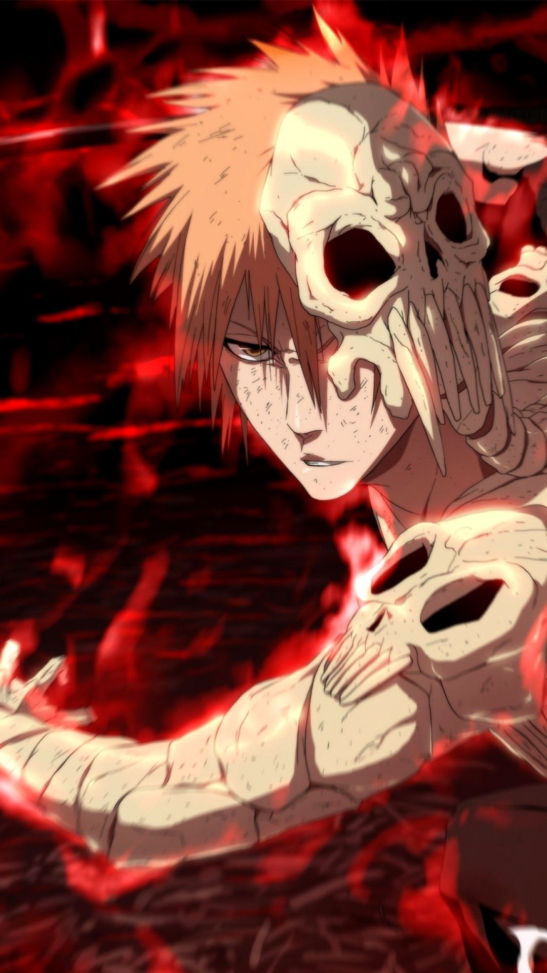 Bleach Wallpaper 4k Iphone Trick 4k In 2020 Bleach Anime Anime