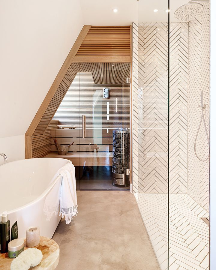 Photo of Badezimmerdesign von Ann-Interiors,  #AnnInteriors #Badezimmerdesign #slaapkamerontwerpZolder