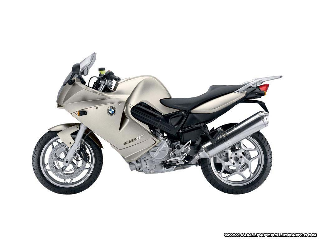 BMW F 800 ST Wallpaper Motorrad fahren