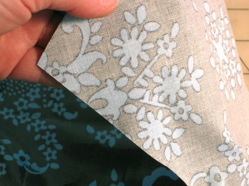how to sew with oil cloth, laminated cotton, vinyl | Sewing | Pinterest