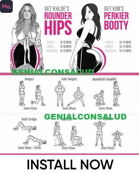 ejercicios en la noche para bajar de peso
