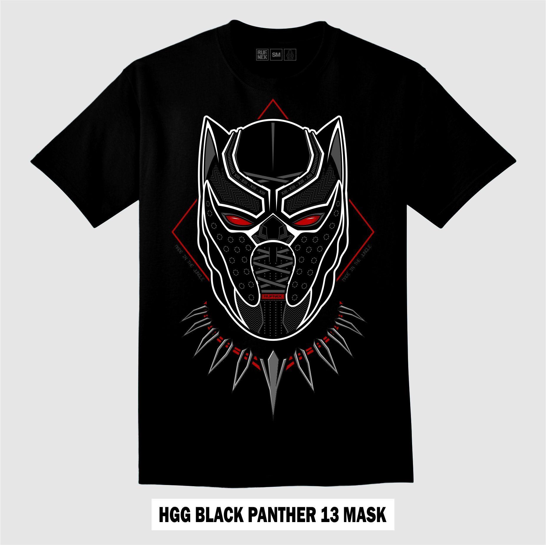 f650d00e09e65e BLACK) BLACK PANTHER 13 (T-Shirt)