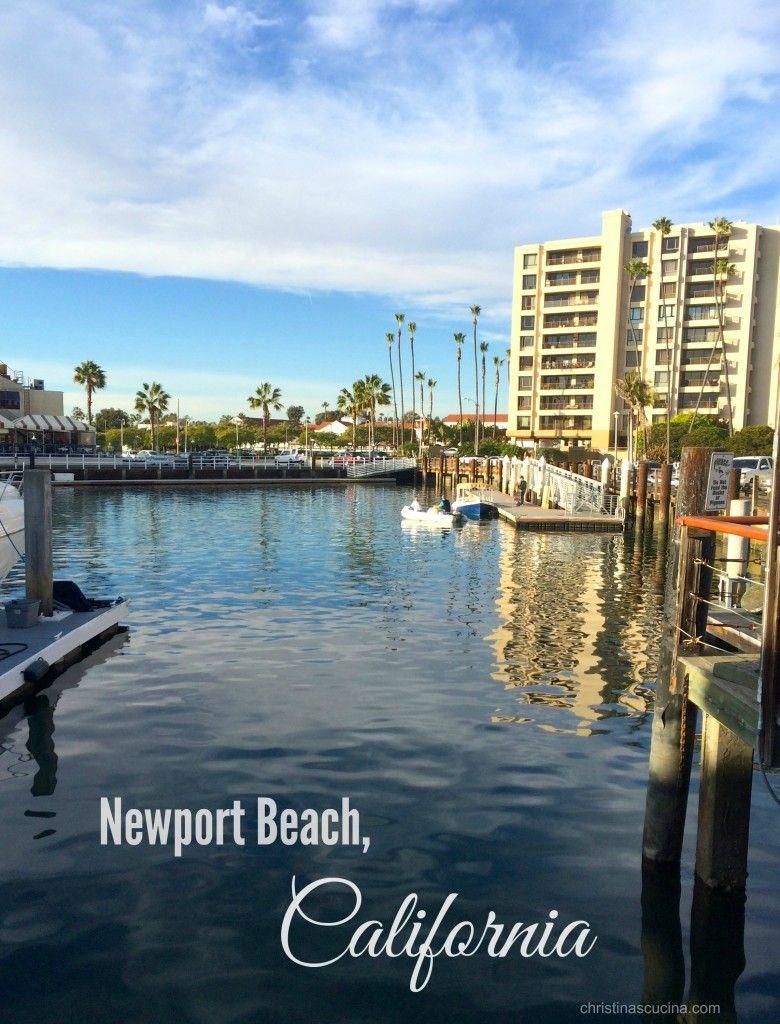 Newport Beach, California - christinascucina